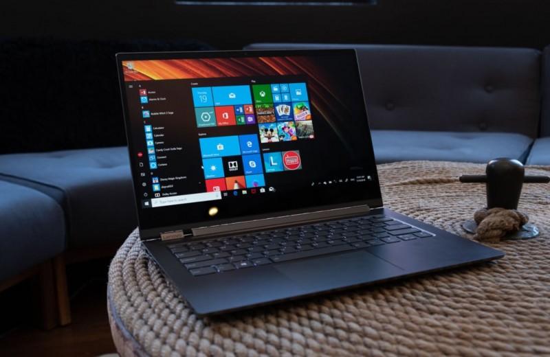 Тест и обзор Lenovo Yoga C930-13IKB: истинное «дао» в серебре