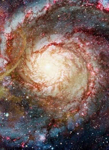 Галактика, которой хотелось быть проще
