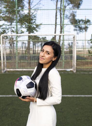 «Побегала по полю — и успокойся, тебе замуж пора». Как вопреки всему в Дагестане была создана первая женская футбольная команда