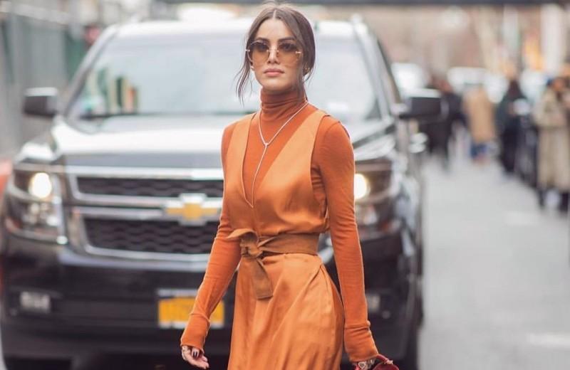 Что носить осенью: модные платья осени-2019
