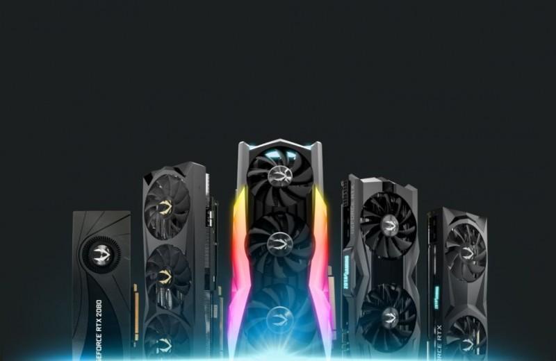 Обзор графической карты Zotac Gaming GeForce RTX 2070 AMP Extreme 8GB GDDR6