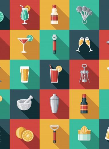 Какие коктейли можно смешать дома