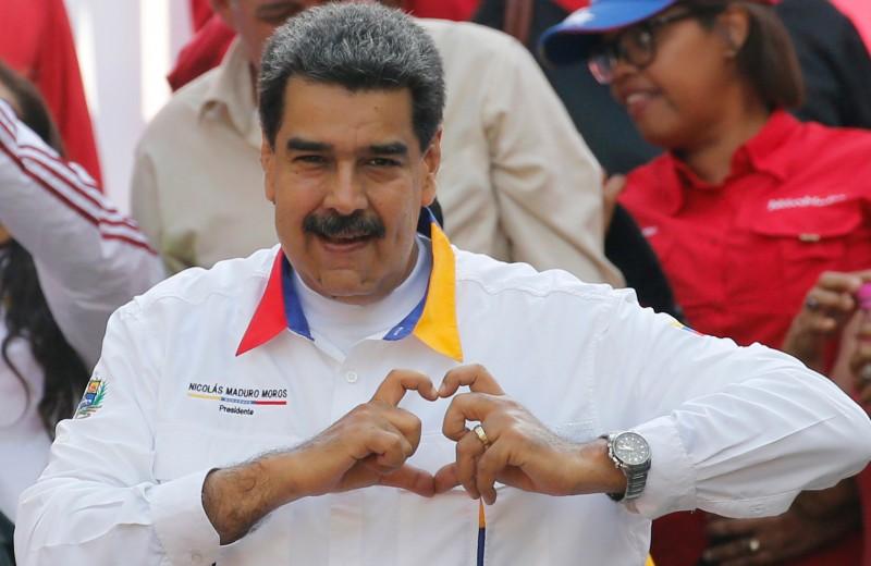 Будущее Венесуэлы решается на Барбадосе