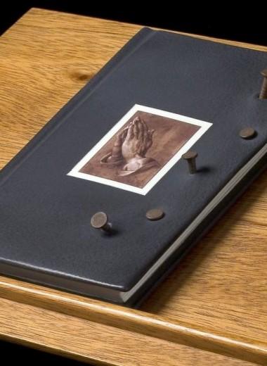 Автоматический молитвенник и другие странные машины Криса Экерта