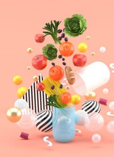 Еда вместо таблеток: витаминный план питания на неделю