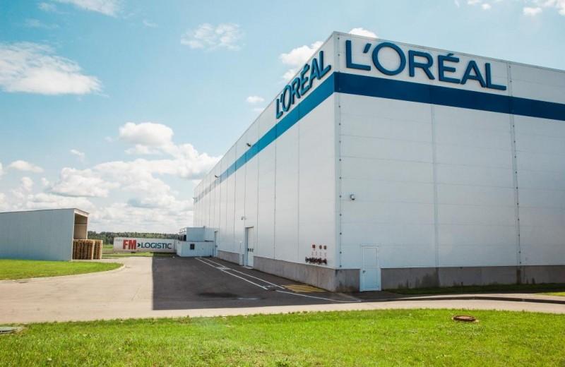 Впервые российский завод L'Oréal получил сертификат зеленого строительства LEED