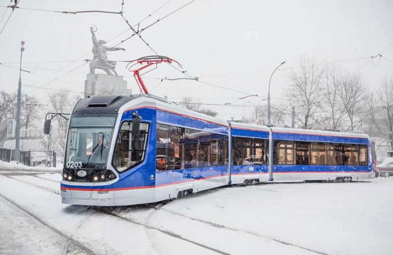 7 российских и советских трамваев