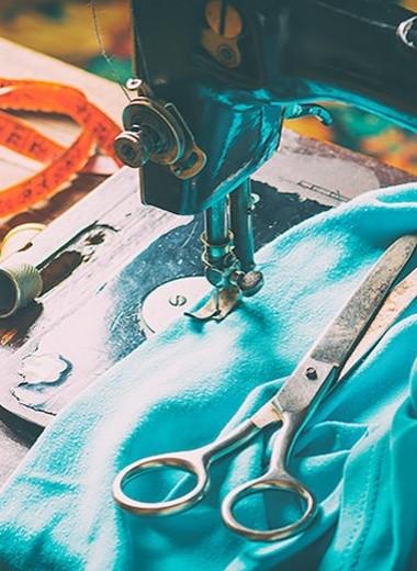 Как пользоваться швейной машинкой правильно — учимся шить с нуля