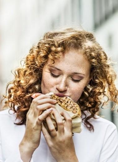 Почему вам все время хочется есть: 5 причин