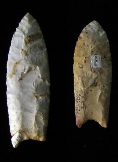 Археологи нашли древнейшую стоянку палеоиндейцев в районе Великих озер