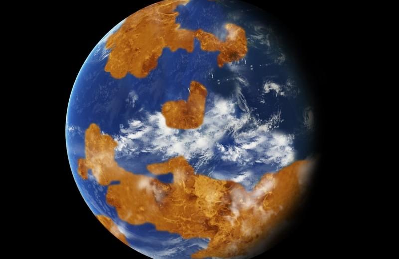 Венера могла быть пригодной для жизни