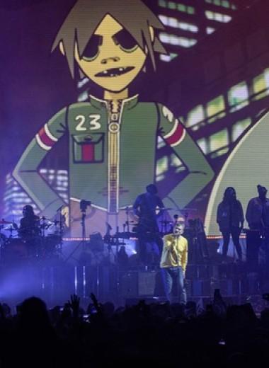 Новый альбом Gorillaz и другие главные музыкальные новинки