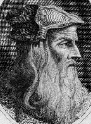 Ученым удалось найти 14 ныне живущих родственников Леонардо да Винчи