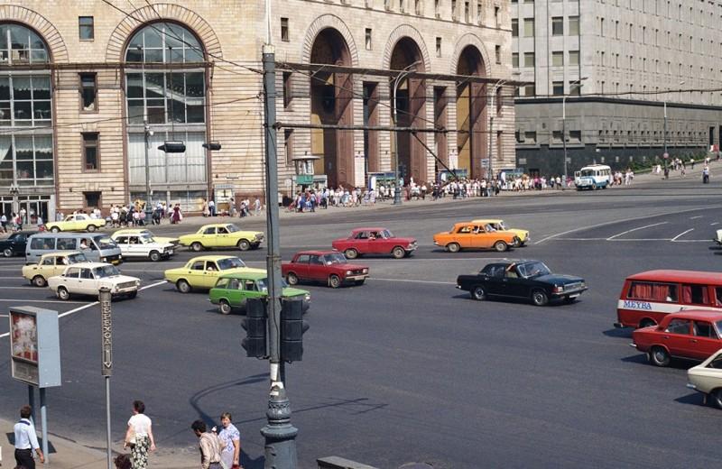 История в машинах: чем запомнился 1991 год