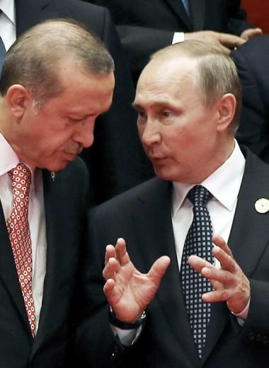 Реджеп Эрдоган записался на авиашоу