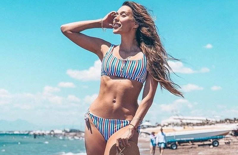 Регина Тодоренко дала советы, как быстро похудеть после родов