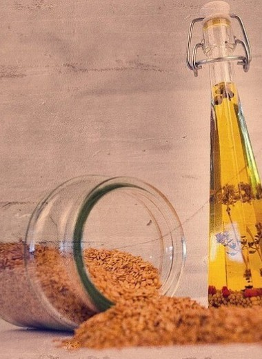 Льняное масло для похудения: как принимать, чтобы был результат