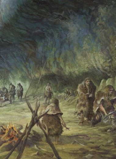 Неандертальцы действительно хоронили своих мертвецов: новое доказательство