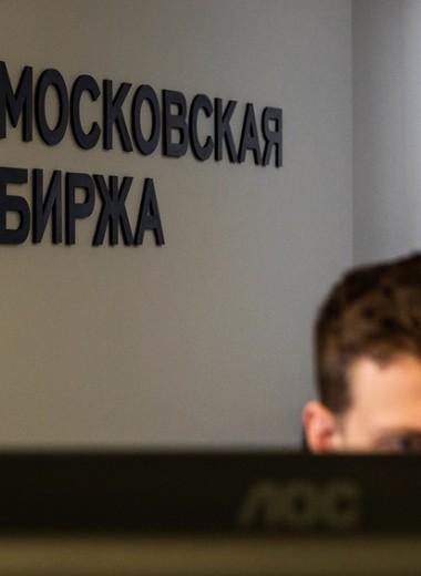 Российский рынок проигнорировал распродажу и панику на китайских биржах