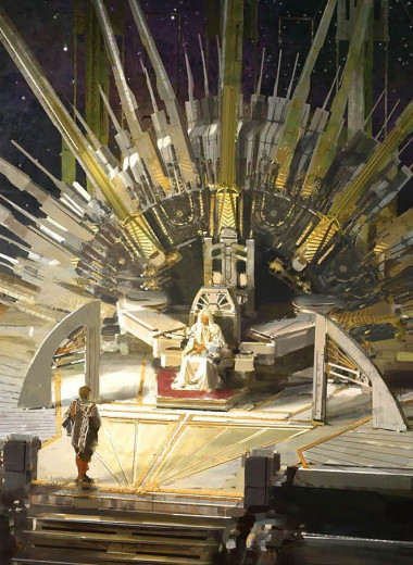 5 самых эпических книжных циклов о космических империях