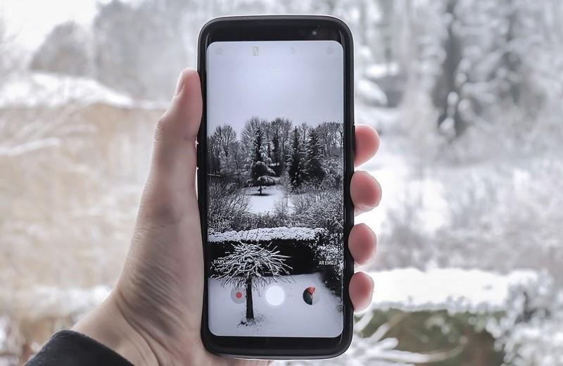 На всякий морозный: какие телефоны не боятся холодов?