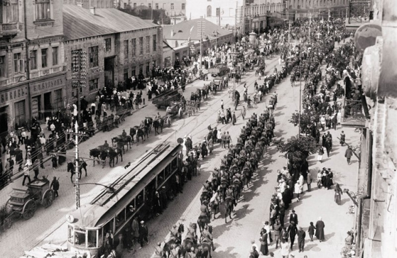 Что доводит до Киева. 100 лет советско-польской войне