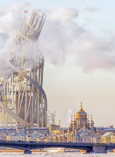 7 самых больших зданий, которые так и не были построены