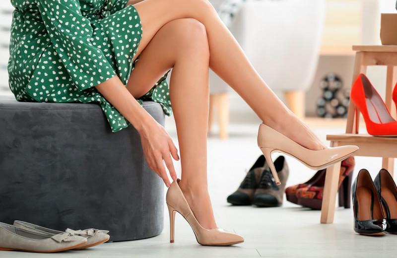 Размеры женской обуви: как правильно выбрать в магазине и при заказе онлайн