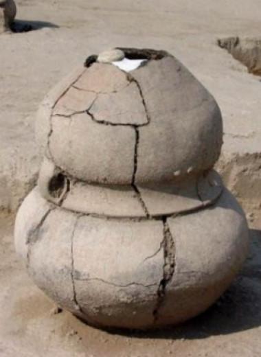 Археологи нашли кремированные останки беременной двойней женщины эпохи бронзы