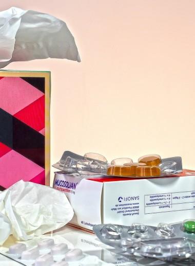 7 опасных болезней, которые притворяются простудой