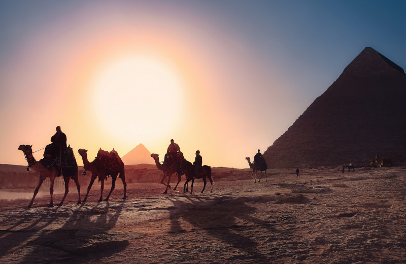 От храмов до пляжей: 8 лучших достопримечательностей Египта
