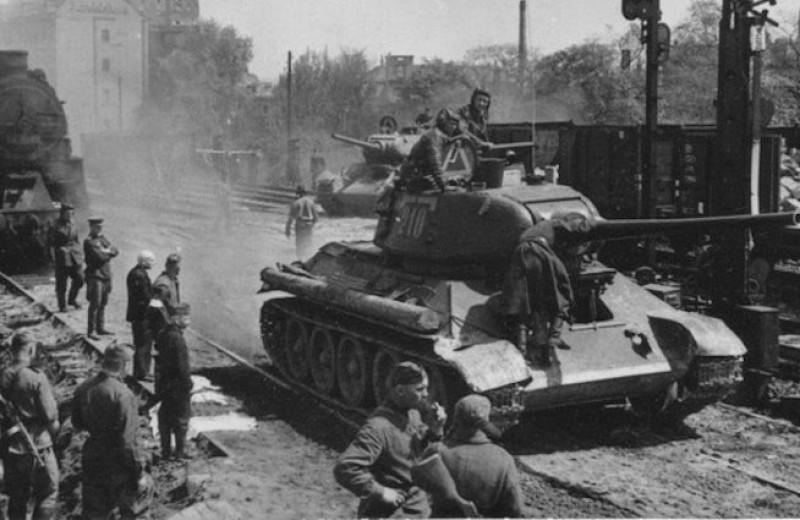 Освободитель Праги: история танкиста Павла Кулешова