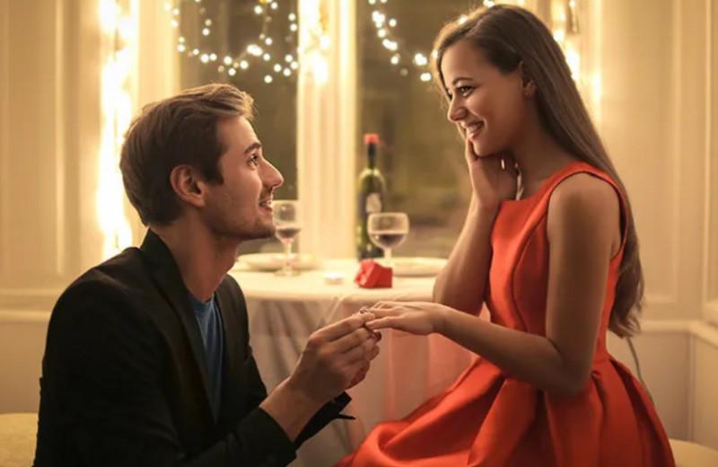 Невозможно отказать! 6 ну очень романтичных предложений руки и сердца