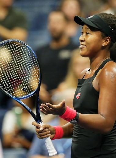 Плач Серены. Что мы знаем о Наоми Осака — новой звезде мирового тенниса