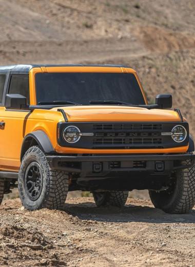 Ford представил совершенно новый внедорожник