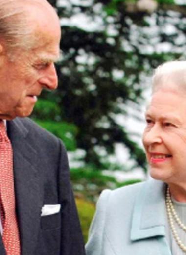 Как любят короли: секреты счастливой жизни в браке Елизаветы II и принца Филиппа
