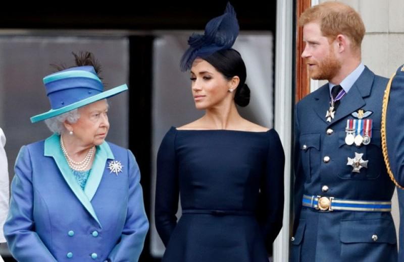 Боже, храни королеву! Как Елизавета Вторая победит внука-подкаблучника и его политкорректную Меган