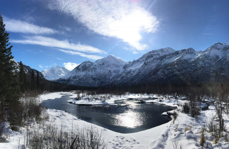 Таяние ледников Аляски может изменить течения в Тихом океане