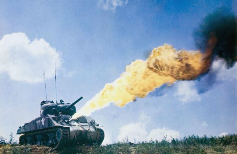 «Степень поджарки— well done»: сложная судьба огнеметного танка