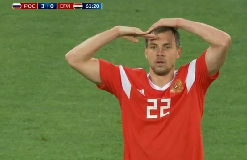 Стас, ты просто космос! Три причины, почему Россия разорвала Египет и вышла в плей-офф