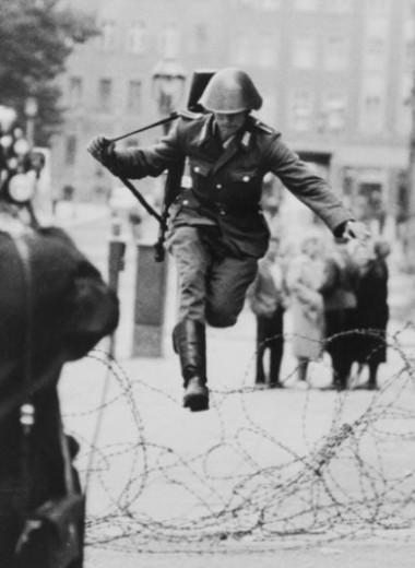 Побег: история одного фото