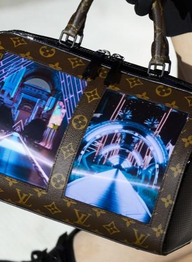 Как модные бренды работают с технологичными материалами
