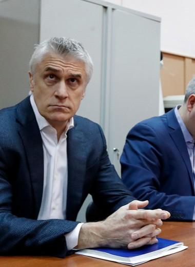 Baring Vostok получил арбитражную поддержку