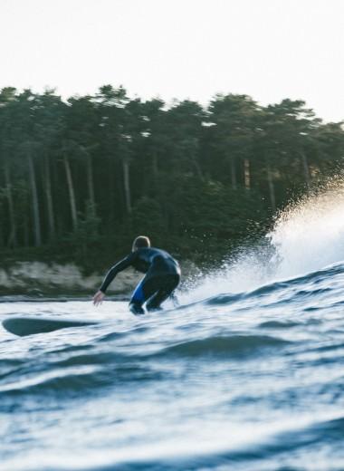 Как подготовиться к серфингу в городе