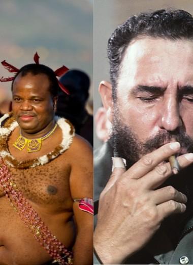 Самые стильные диктаторы: от Саддама до Фиделя
