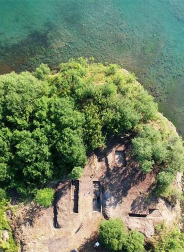 В Болгарии нашли эллинистическую крепость и подводное сооружение
