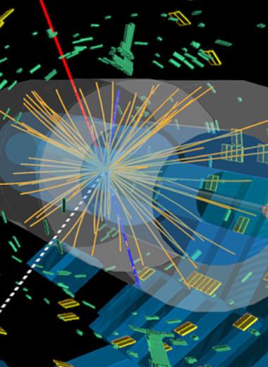 Эксперимент ATLAS подтвердил одновременное рождение трех W‑бозонов