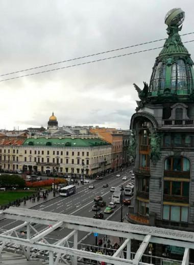 Как устроен бизнес экскурсий по крышам Петербурга и чем он не нравится жителям