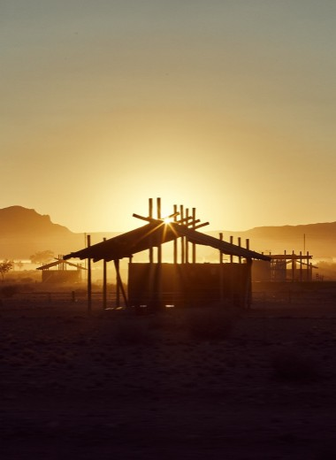 Намиб — самая удивительная пустыня мира