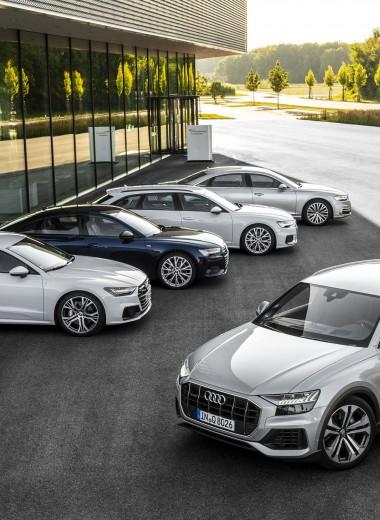 Тест-драйв: первые впечатления от новой Audi A6